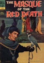 Dell Publishing Co.'s Masque of The Red Death Issue # 1