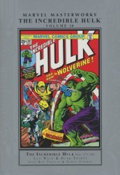 Marvel's Marvel Masterworks: The Incredible Hulk Hard Cover # 10