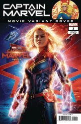 Marvel Comics's Captain Marvel Issue # 3b
