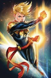 Marvel Comics's The Life of Captain Marvel Issue # 4c