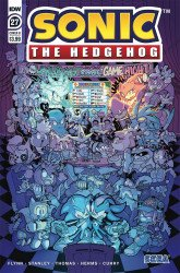 IDW Publishing's Sonic the Hedgehog Issue # 27b
