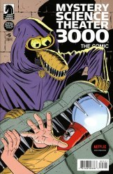 Dark Horse Comics's Mystery Science Theater 3000 Issue # 5b