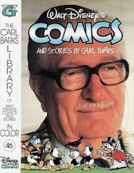 Gladstone's Carl Barks Library of Walt Disney's Comics and Stories in Color Issue # 46