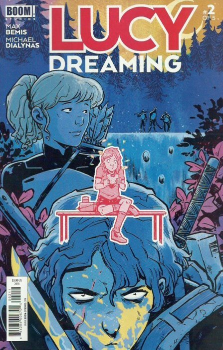 Studioss Lucy Dreaming Issue 2