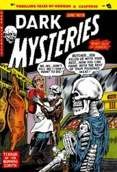 Master Publications's Dark Mysteries Issue # 18