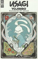IDW Publishing's Usagi Yojimbo: Wanderers Road Issue # 3