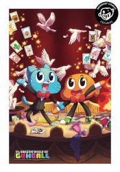 BOOM! Studios's The Amazing World of Gumball: 2015 Grab Bag Special Issue # 1c