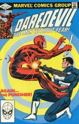 Marvel Comics's Daredevil Issue # 183