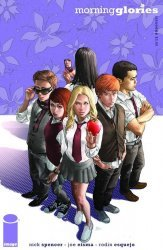 Image Comics's Morning Glories Issue # 1