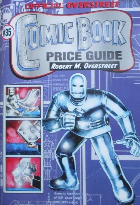 Overstreet Comic Book Price Guide TPB # 35 (Gemstone Publishing)