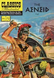 Classics Illustrated Comics's Classics Illustrated: Aeneid TPB # 1