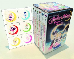 Kodansha Comics's Sailor Moon: Kodansha Edition - Box Collection Soft Cover # 1