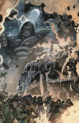 BOOM! Studios's Kong: On the Planet of the Apes Issue # 5b
