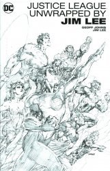 DC Comics's Justice League Unwrapped: By Jim Lee  Hard Cover # 1