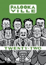 Drawn and Quarterly's Palooka Ville Hard Cover # 22