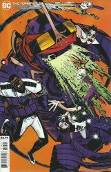 DC Comics's Terrifics Issue # 24b