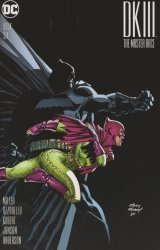 DC Comics's Dark Knight III: The Master Race Issue # 6