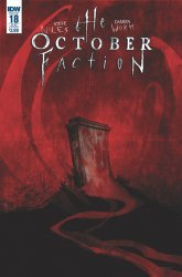 IDW Publishing's October Faction Issue # 18sub