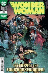 DC Comics's Wonder Woman Issue # 756