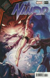 Marvel Comics's King In Black: Namor Issue # 3b