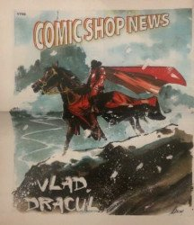 Comic Shop News's Comic Shop News Issue # 1706