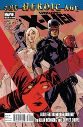 Marvel's The Uncanny X-Men Issue # 526
