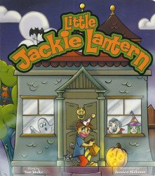 IDW Publishing's Little Jackie Lantern Hard Cover # 1-2nd print