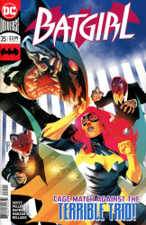 DC Comics's Batgirl Issue # 35
