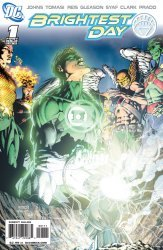 DC Comics's Brightest Day Issue # 1