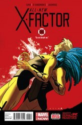 Marvel Comics's All-New X-Factor Issue # 6