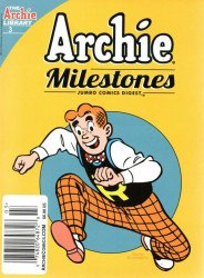 Archie Comics Group's Archie Milestones Digest Issue # 3