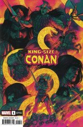 Marvel Comics's King-Size Conan Issue # 1e