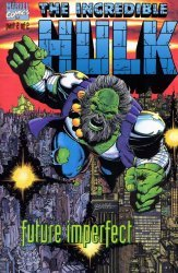 Marvel Comics's Hulk: Future Imperfect Issue # 2