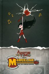 KaBOOM!'s Adventure Time: Marceline and the Scream Queens Hard Cover # 1