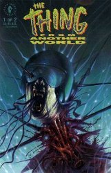 Dark Horse Comics's The Thing from Another World Issue # 1