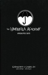 Dark Horse Comics's Umbrella Academy: Library Edition Hard Cover # 1