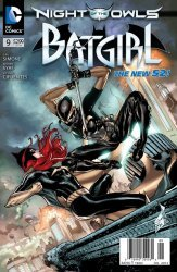 DC Comics's Batgirl Issue # 9