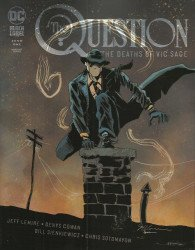 DC Black Label's The Question: The Deaths of Vic Sage Issue # 1b