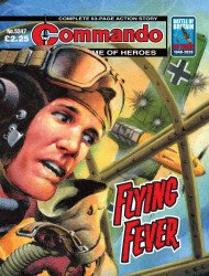 D.C. Thomson & Co.'s Commando: For Action and Adventure Issue # 5347
