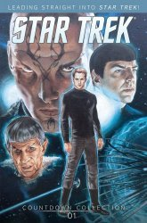 IDW Publishing's Star Trek: Countdown Collection TPB # 1