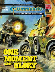 D.C. Thomson & Co.'s Commando: For Action and Adventure Issue # 5292