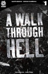 After-Shock Comics's A Walk Through Hell Issue # 1 - 2nd print