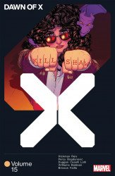 Marvel Comics's Dawn of X TPB # 15