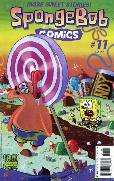 SpongeBob Comics 13 (U...