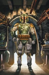 Marvel Comics's Star Wars: War of the Bounty Hunters - Alpha Issue # 1unknown-d