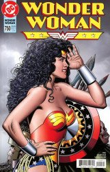DC Comics's Wonder Woman Issue # 750g