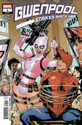 Marvel Comics's Gwenpool Strikes Back Issue # 1