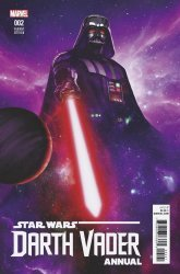 Marvel Comics's Darth Vader Annual # 2b