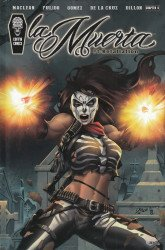 Coffin Comics's La Muerta: Retaliation Hard Cover # 1