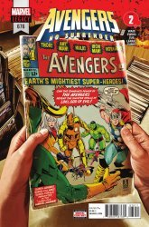 Marvel Comics's The Avengers Issue # 676